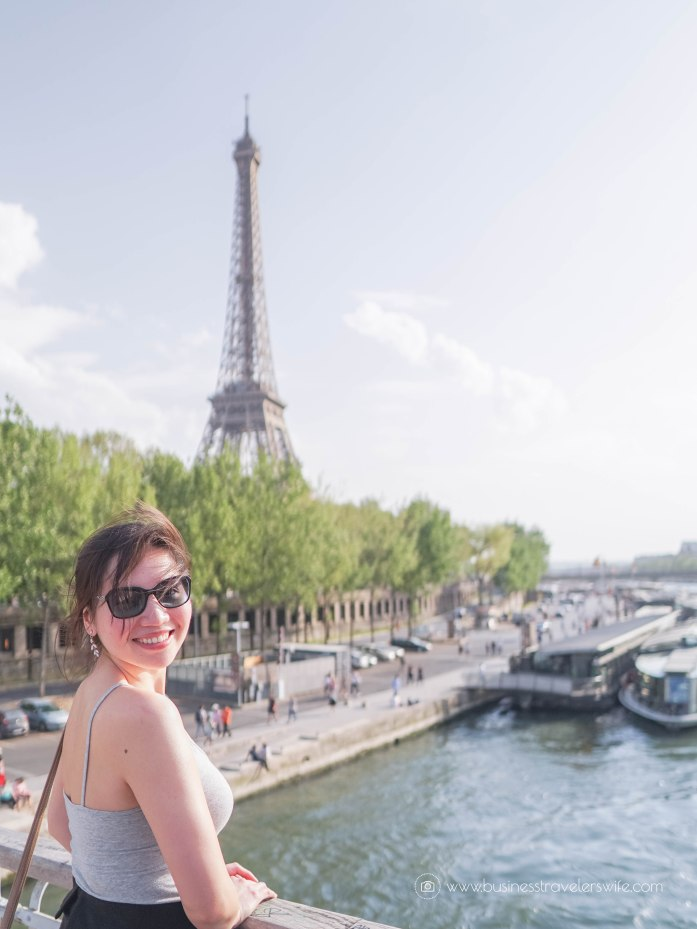 Beautiful Sights in Paris You Shouldn't Miss Views of the Eiffel Tower Passerelle Debilly
