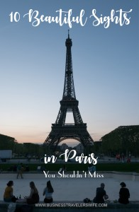 Pinterest Beautiful Sights in Paris You Shouldn't Miss