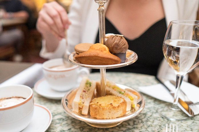 Our List of Must-Try Foods in Paris Angelina Tea Time