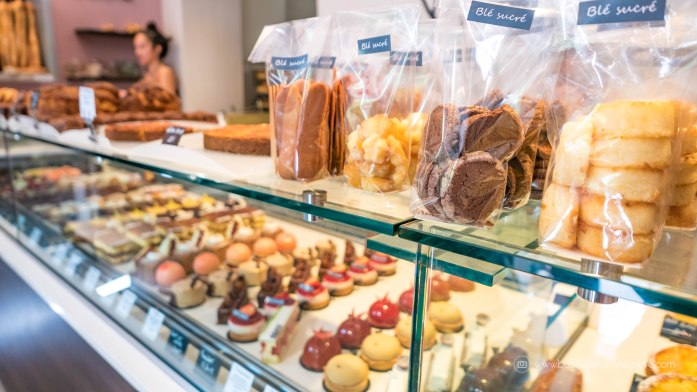 Our List of Must-Try Foods in Paris Ble Sucre patisserie madeleines