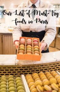 Our List of Must-Try Foods in Paris Pierre Herme Macarons-2