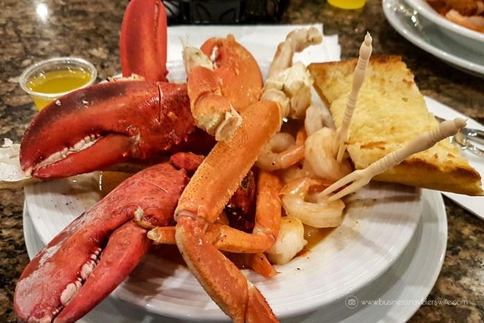 Las Vegas Travel Hack Using myVEGAS Rewards and Hotel Comps Complimentary Dinner Buffet at Grand Buffet, MGM Grand