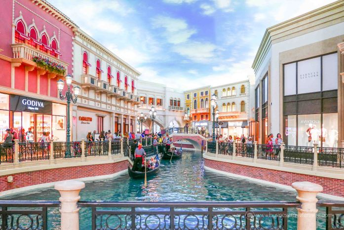 Las Vegas Travel Hack Using myVEGAS Rewards and Hotel Grazie Palazzo Venetian