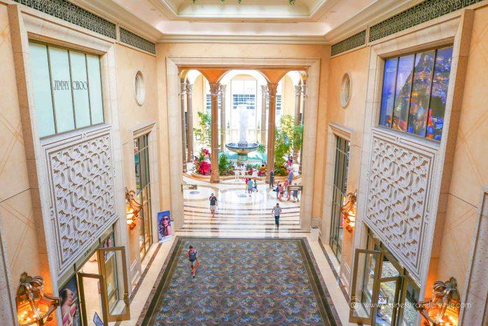 Las Vegas Travel Hack Using myVEGAS Rewards and Hotel Grazie Palazzo Venetian