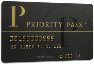 Travel Tips: Get a Priority Pass card