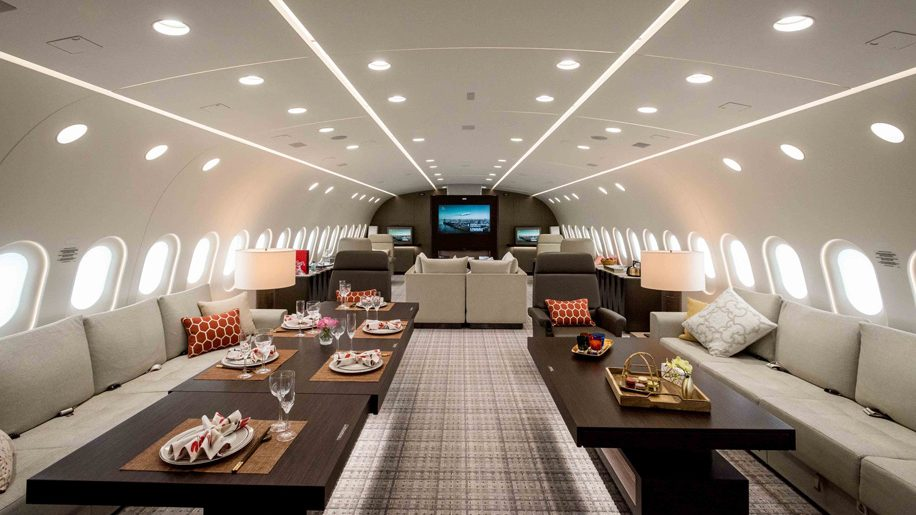 The Big Picture B787 Dream Jet Business Traveller The