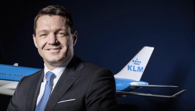 Pieter Elbers (KLM President & CEO)
