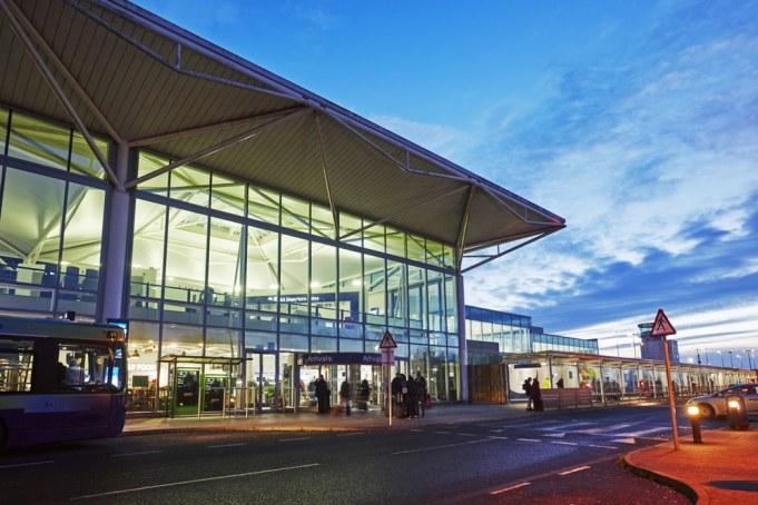 Bristol Airport Foto: A G Baxter/Shutterstock.com