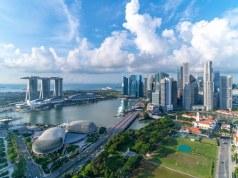Aangescherpte regels voor bezoekers Singapore