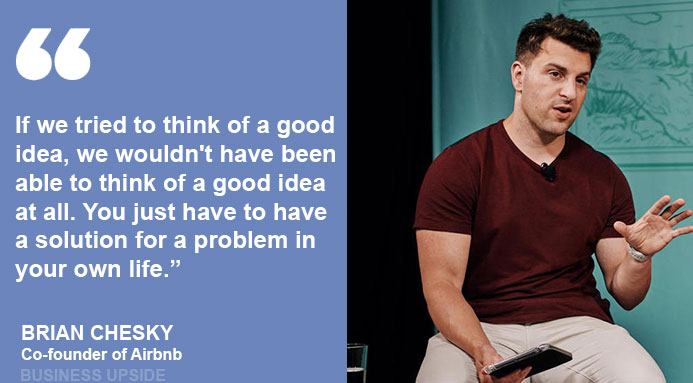 inspirational quotes by brian chesky