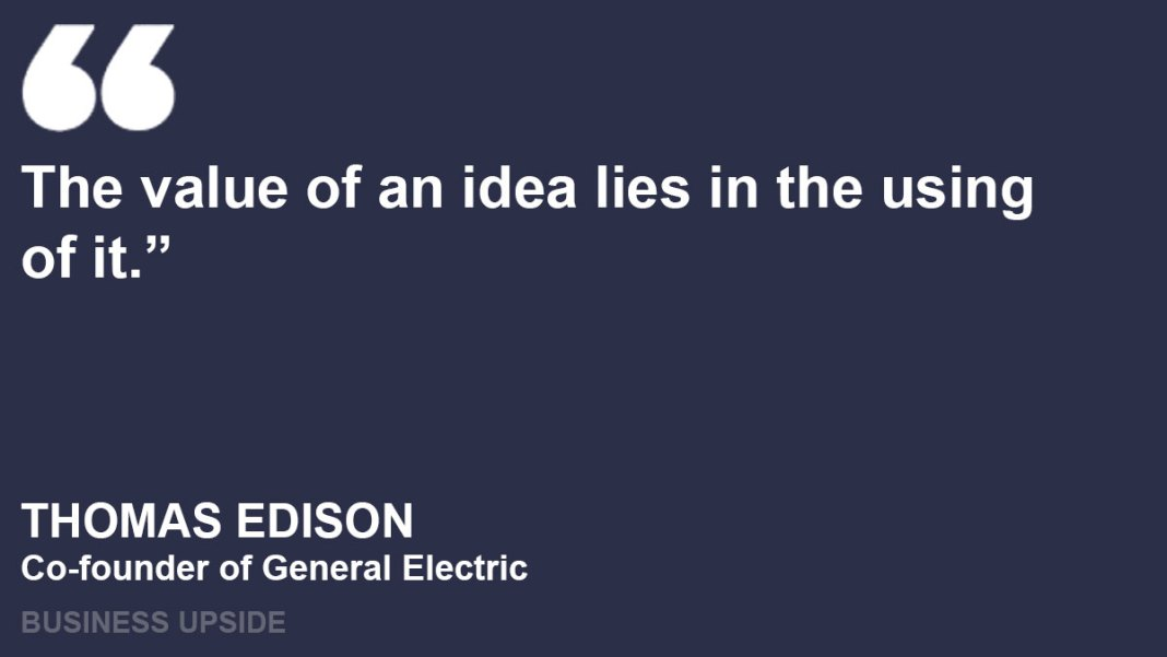 Famous Thomas Edison Quotes