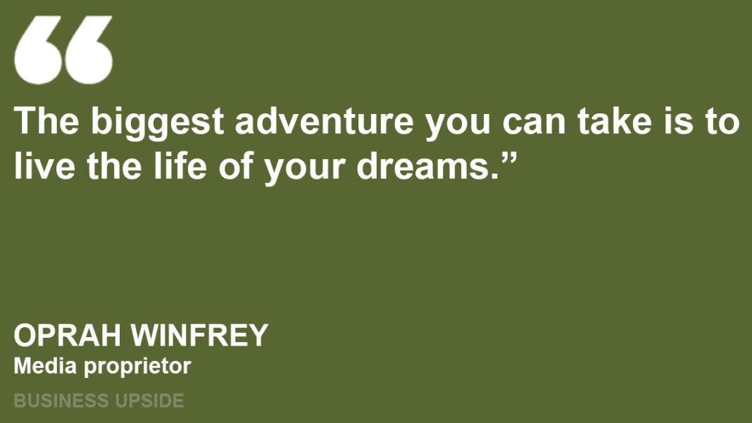 famous oprah quotes