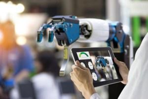 robotics application in industry