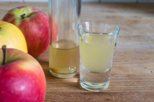 when to drink apple cider vinegar
