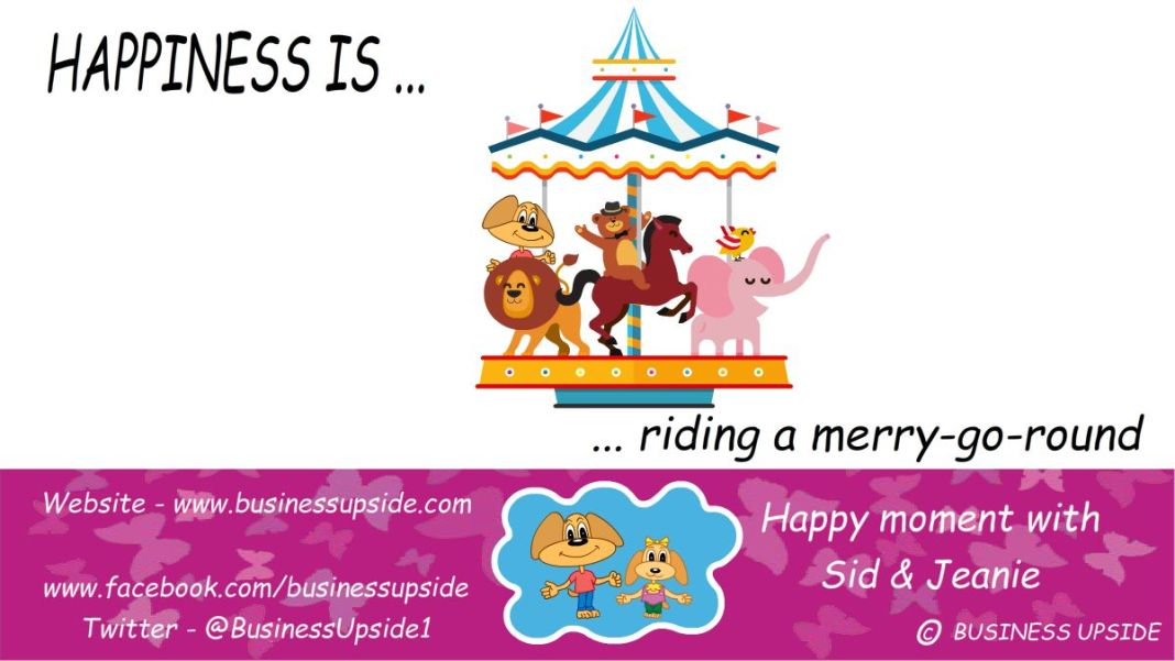 caption for merry-go-round