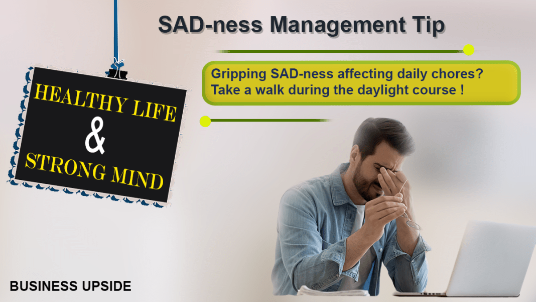 sadness managemnt tips