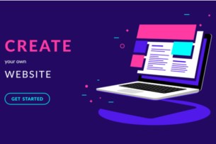 creating website from scratch