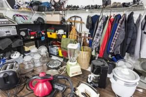 garage sale the office