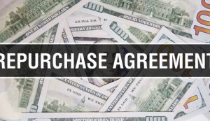 what is a repurchase agreement