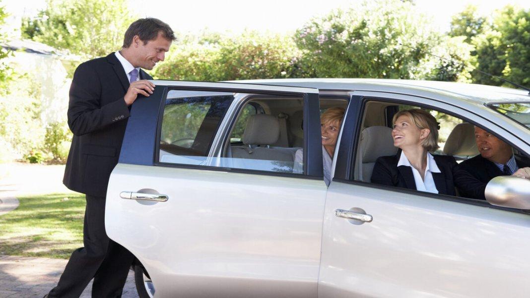 carpooling as a service