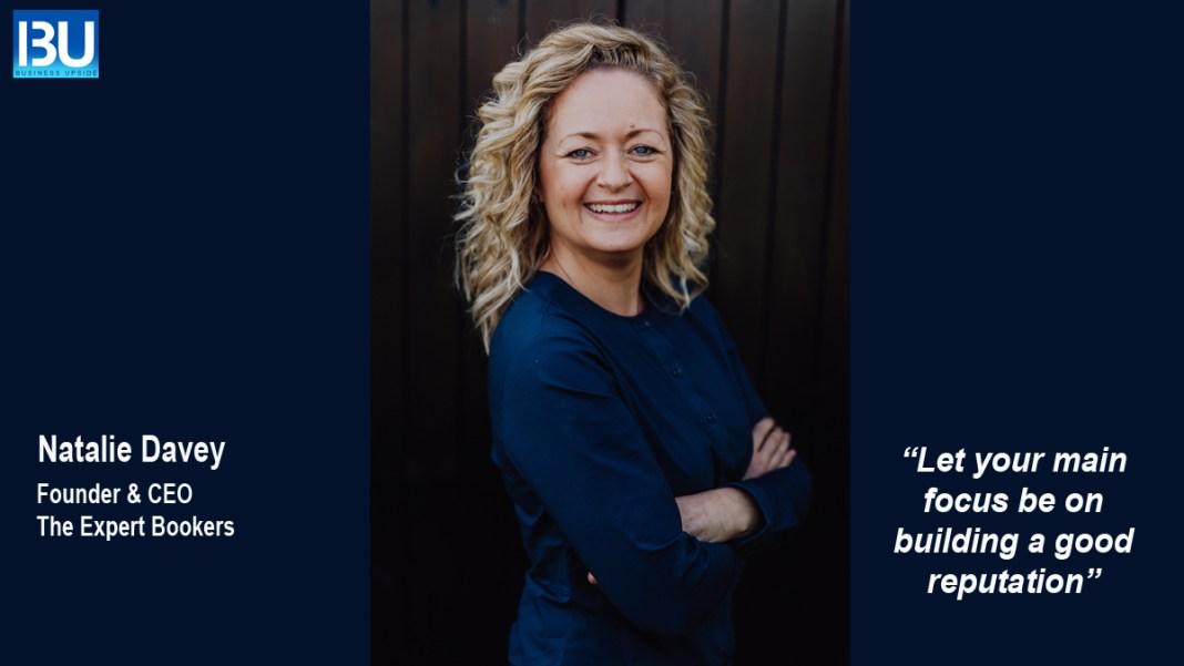 Founder & CEO natalie davey