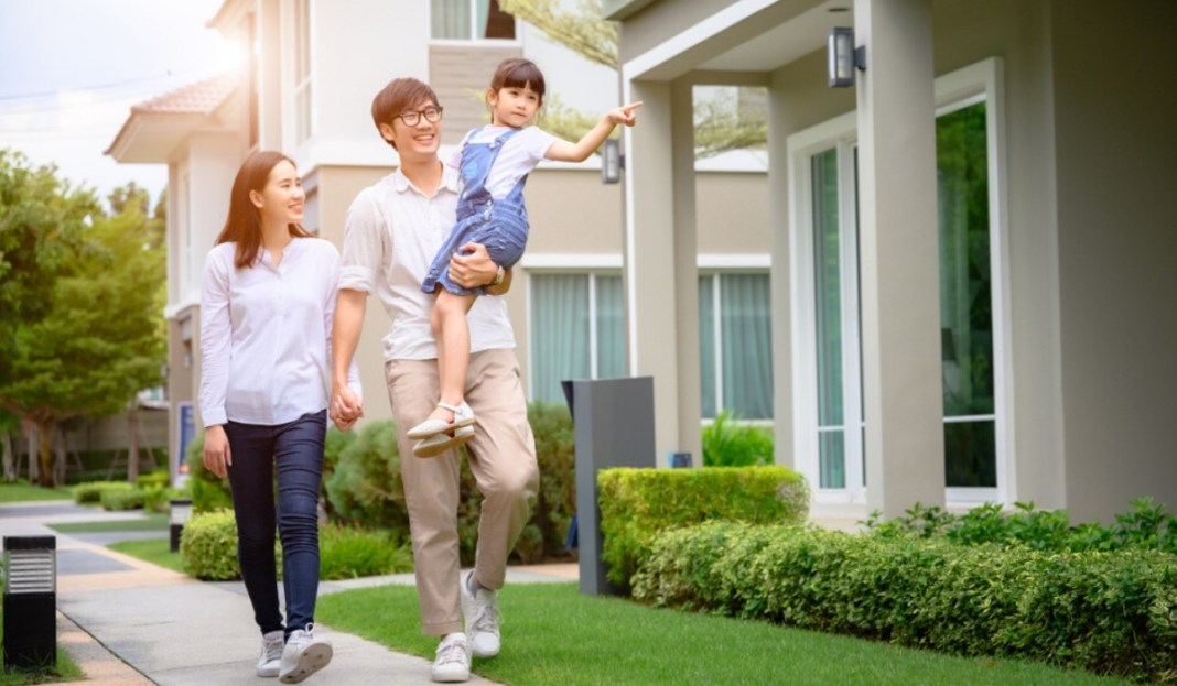 Tips to find a suitable home if you are a part of a beginning family!!!