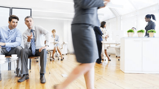 sexaul harassment in the workplace