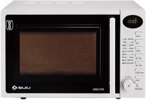 Bajaj 20L Grill Microwave