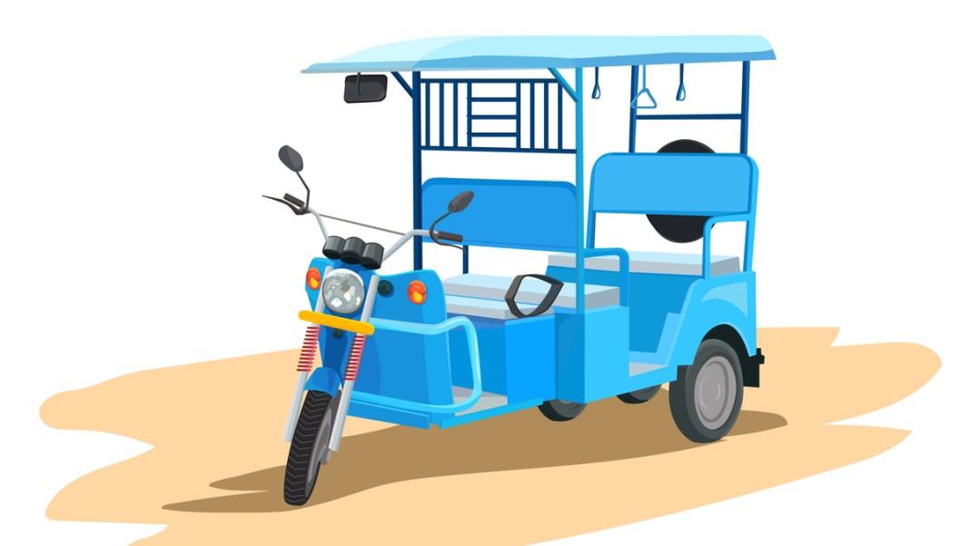 oye-rickshaw