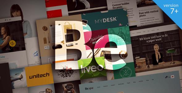 BeTheme – Responsive Multi-Purpose Themeforest WordPress Theme v7.0
