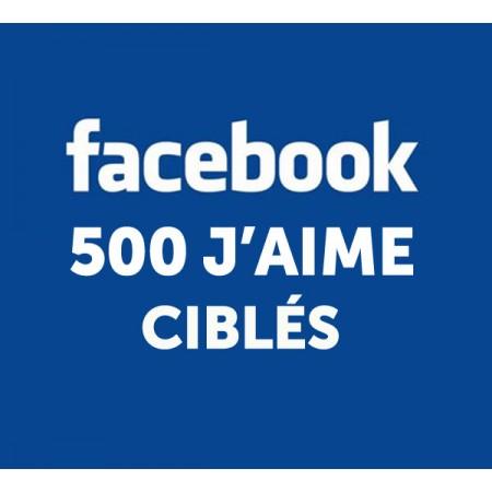 facebook 500 fan