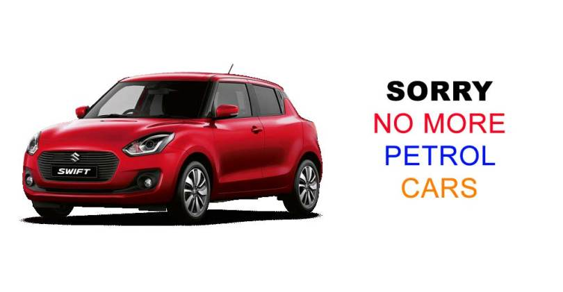 no-petrol-cars-in-india