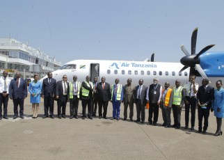 Air Tanzania, has recommenced its flights to Entebbe International Airport in Uganda after a decade of absence.