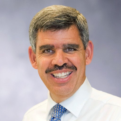 Mohamed A. El-Erian, Chief Economic Adviser at Allianz, was Chairman of US President Barack Obama's Global Development Council