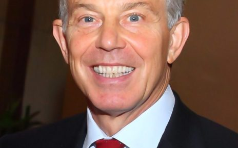 Tony Blair, Prime Minister of the United Kingdom from 1997 to 2007, is Chairman of the Africa Governance Initiative