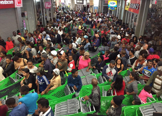 In just two years, Black Friday has become a mega shopping phenomenon in South Africa