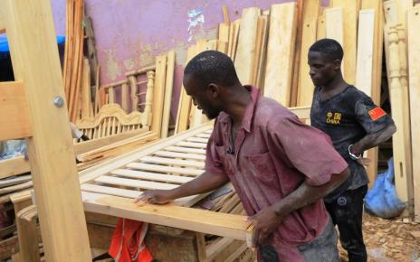The benefits at Nsambya Nsambya Carpentry Joinery and Crafts Training Agency stretch far beyond the furniture sales.