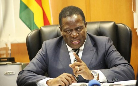 Zimbabwean President Emmerson Mnangagwa said the prices were based on the prevailing rate of 1:1 between the U.S. dollar and the surrogate bond note.