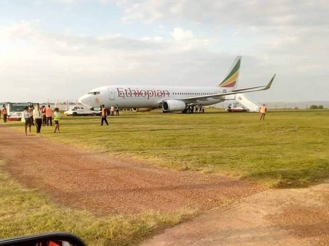 Uganda Civil Aviation Authority Spokesperson Vianney Luggya confirmed the incident to East African Business Week.