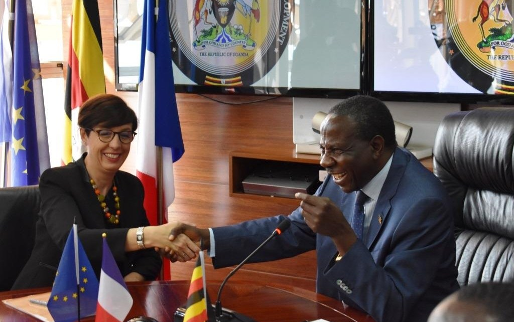 Two financing agreements have been signed between the Government of Uganda and the Agence Française de Développement - AFD to support access to water and sanitation in the Greater Kampala and in South Western Uganda.