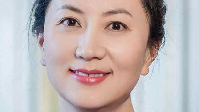 Meng Wanzhou, daughter to  Ren Zhengfei