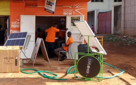 The funding comes three months after SolarNow raised a $740,000 grant from the MasterCard Foundation Fund for Rural Prosperity