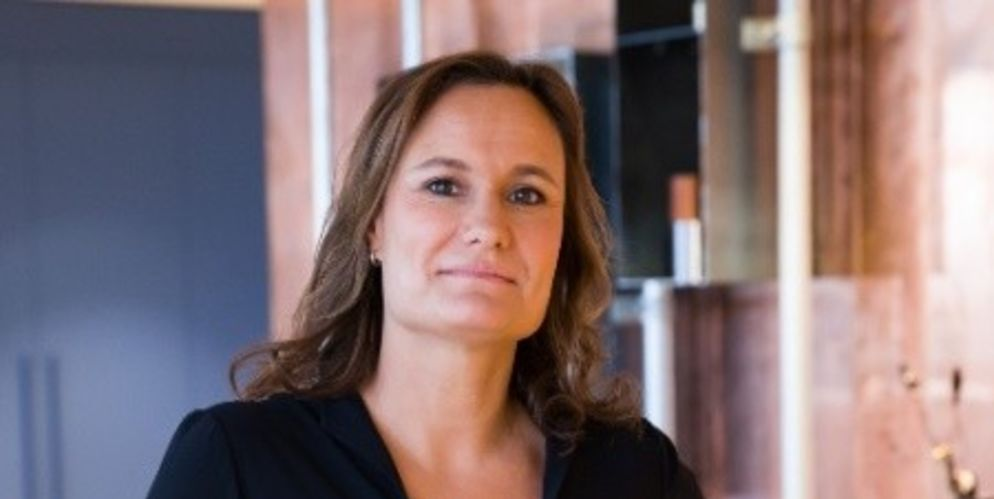 Gillian Tans is CEO of Booking.com.