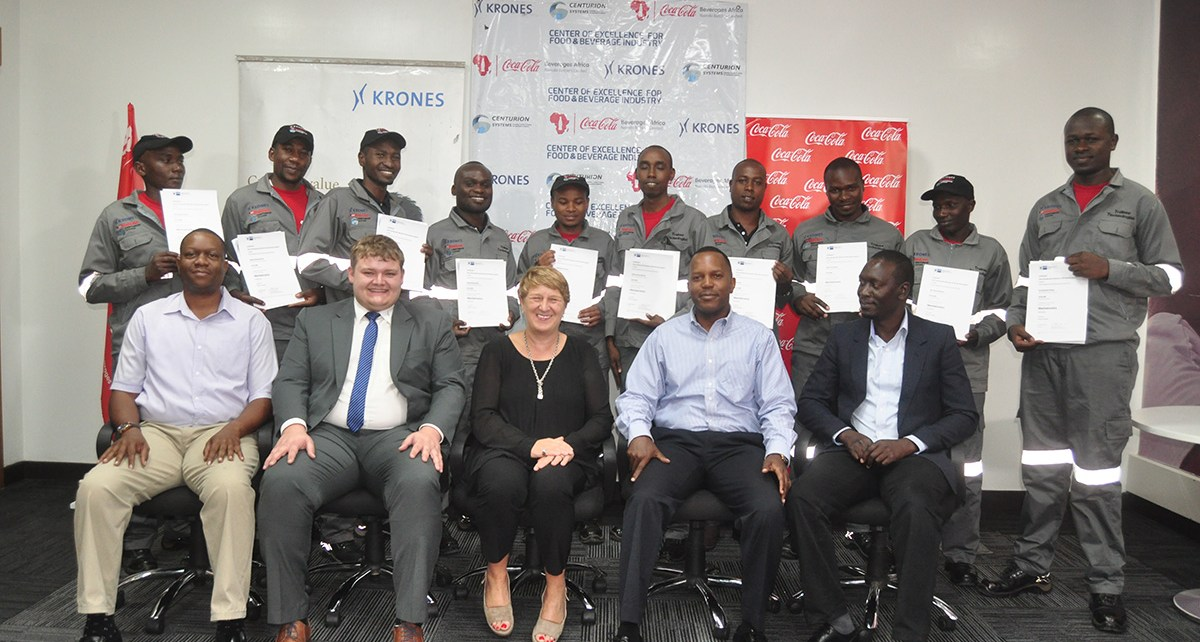 The programme that was launched in 2013 by NBL, a subsidiary of Coca-Cola Beverages Africa (CCBA), has worked to help close important basic skills gaps within the company's engineering workforce