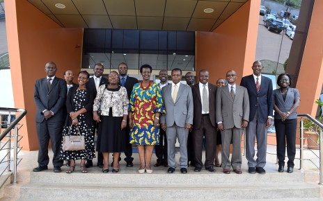 While swearing in at UNBS Head Office in Bweyogerere last week, the members were told to adhere to good practices when executing their duties for the good of the country.