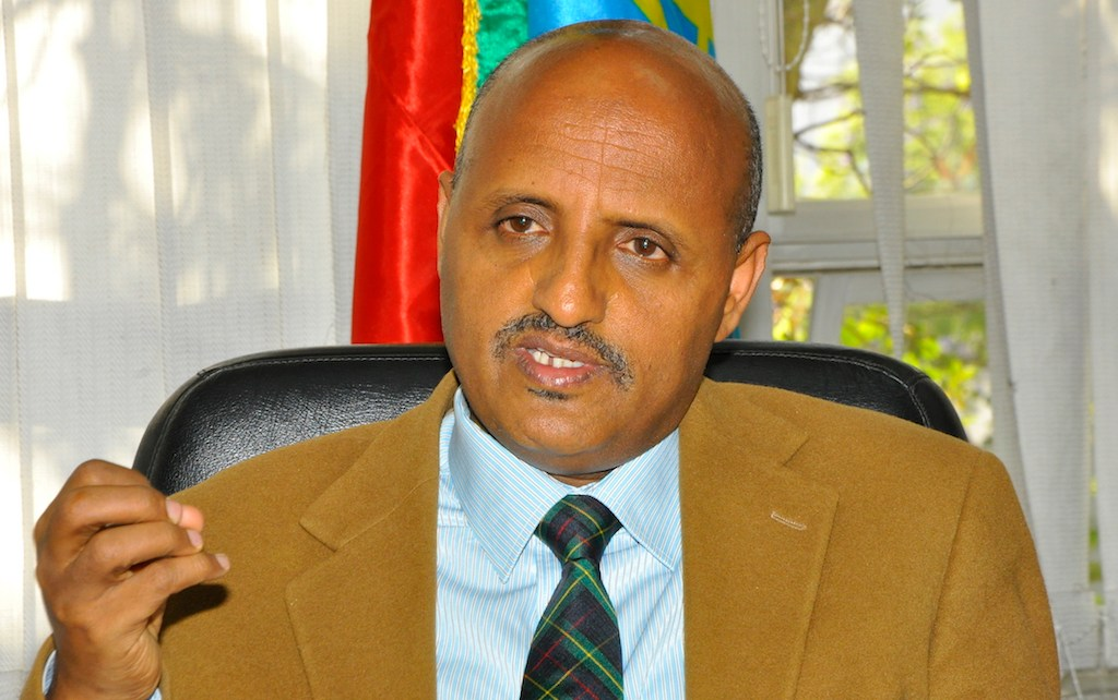 Tewolde GebreMariam Group CEO, Ethiopian Airlines