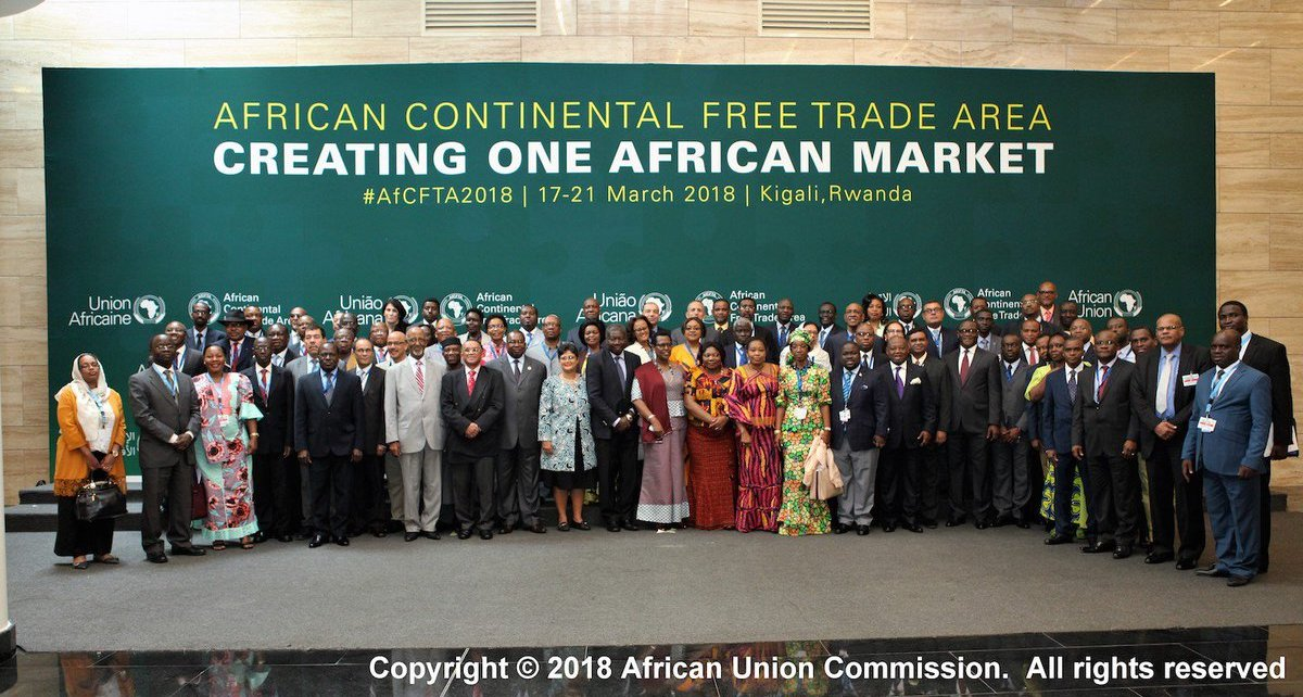 Earlier this month, The Gambia became the 22nd country to ratify the agreement establishing the African Continental Free Trade Area