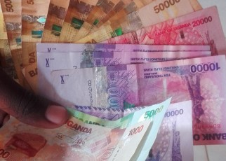The Uganda shilling crept higher against the dollar on Monday, a session that saw a late uptick in market activity especially on the foreign currency supply counter.