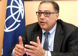 World Bank Vice President for Africa Hafez Ghanem