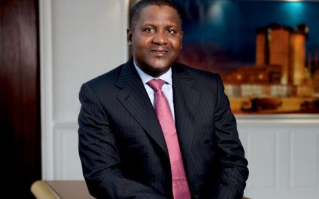 Dangote stepped up his humanitarian activities recently spending billions of Naira to build hospitals and critical hospital equipment
